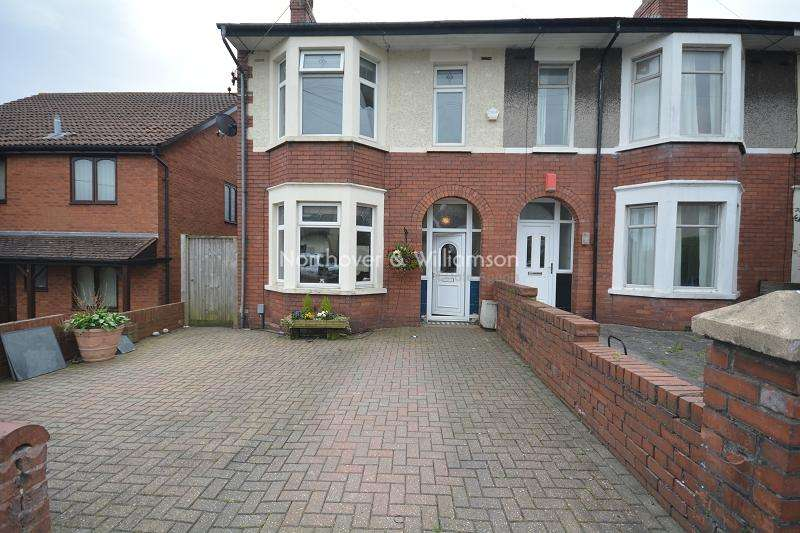 4 Bedrooms Semi Detached House for sale in Downton Rise, Rumney, Cardiff, Cardiff. CF3