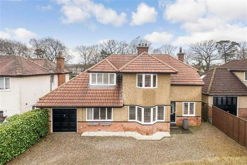4 Bedrooms Detached House for sale in Wayside Avenue, Harrogate, North Yorkshire