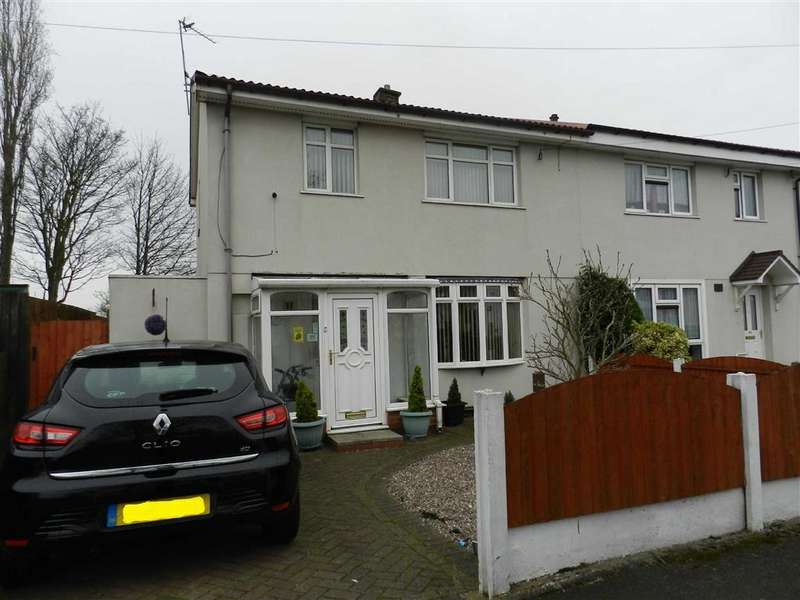3 Bedrooms Semi Detached House for sale in Severn Road, Walsall, West Midlands