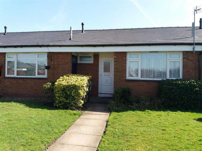 1 Bedroom Terraced Bungalow for rent in Scott Close, Lichfield
