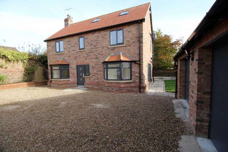 5 Bedrooms Detached House for sale in , North Back Lane, Kilham