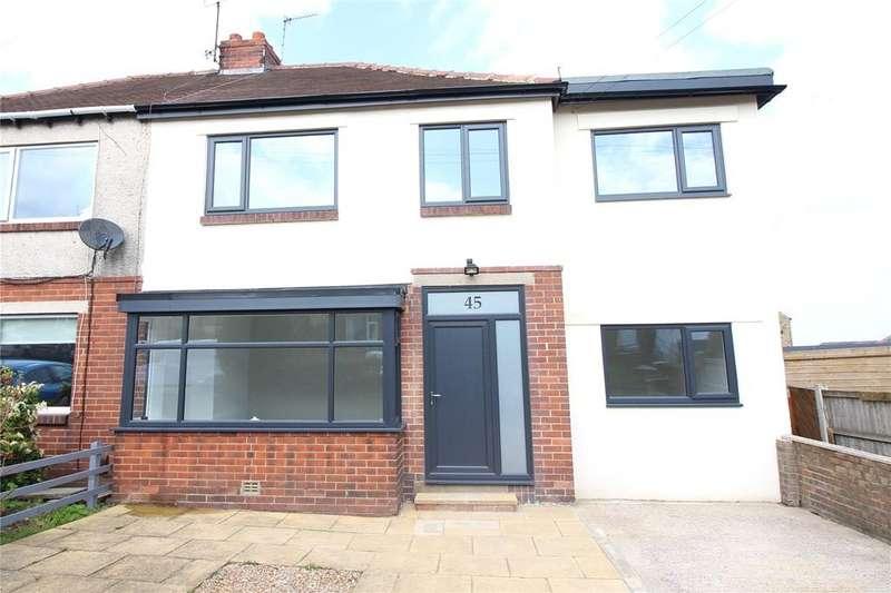 4 Bedrooms Semi Detached House for sale in Garlick Street, Rastrick, HD6