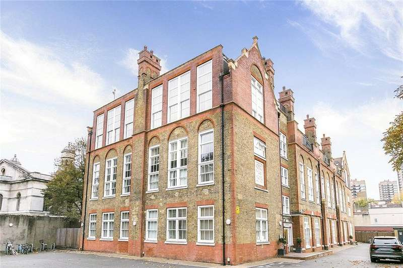 3 Bedrooms Flat for sale in Mulberry Court, 1 School Mews, London, E1