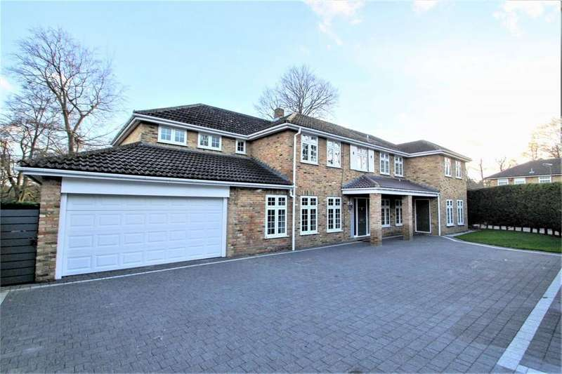 6 Bedrooms Detached House for sale in Westmorland Drive, CAMBERLEY, Surrey