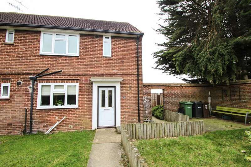 2 Bedrooms Maisonette Flat for sale in Tassell Hall, Redbourn, St. Albans
