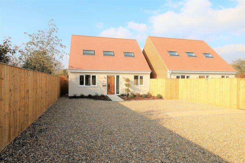 3 Bedrooms Detached House for sale in Central Thame