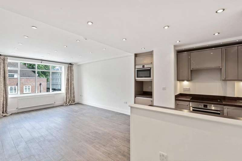 2 Bedrooms Apartment Flat for sale in Sussex Lodge, Hyde Park, W2