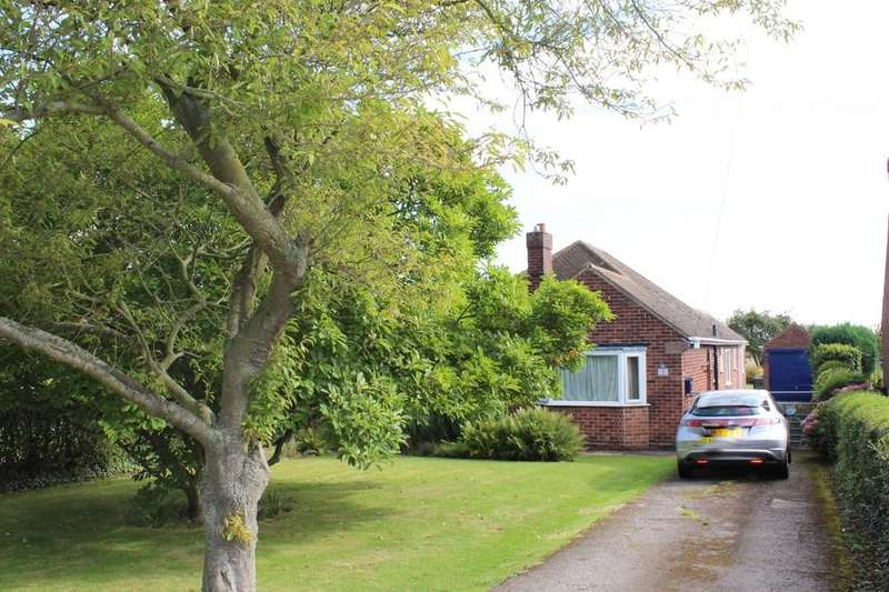 3 Bedrooms Detached Bungalow for sale in Mill Lane, Saxilby, Lincoln