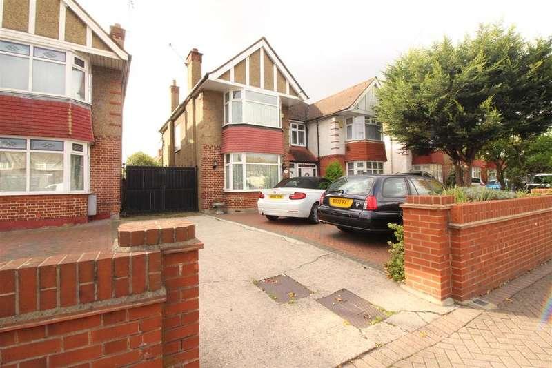 3 Bedrooms Semi Detached House for sale in Bullsmoor Lane, Enfield
