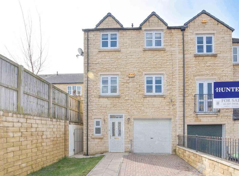 4 Bedrooms End Of Terrace House for sale in Queensgate, Consett, DH8 5FB