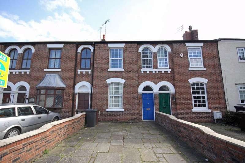 3 Bedrooms Terraced House for sale in Castle Street, Southport, PR9 0NR