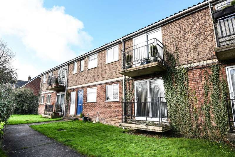 2 Bedrooms Flat for sale in Kennington, Oxford, OX1