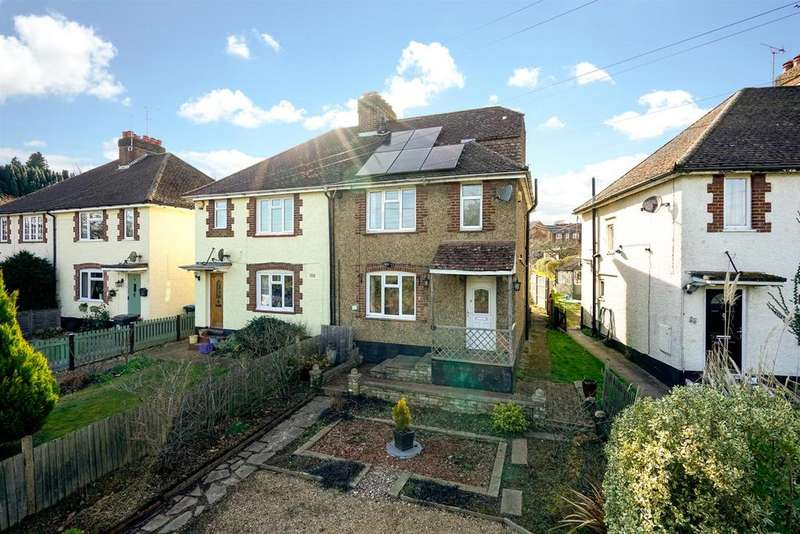 3 Bedrooms Semi Detached House for sale in Church Meadow, Great Gaddesden, Hemel Hempstead