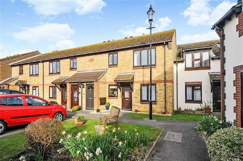 2 Bedrooms Retirement Property for sale in Windmill Court, East Wittering, West Sussex