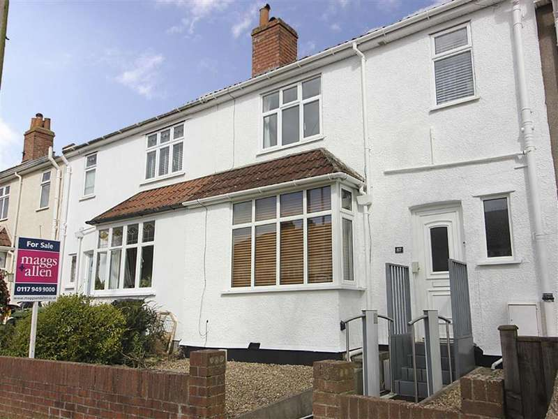 3 Bedrooms Terraced House for sale in Maple Road, Bishopston, Bristol