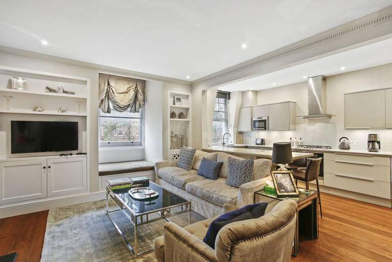 2 Bedrooms Flat for sale in Lower Sloane Street, Chelsea