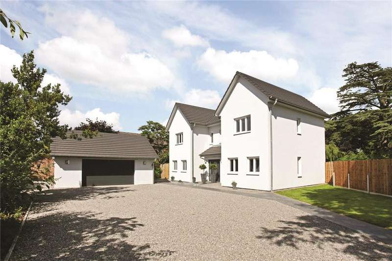 4 Bedrooms Detached House for sale in Stone, Gloucestershire, GL13