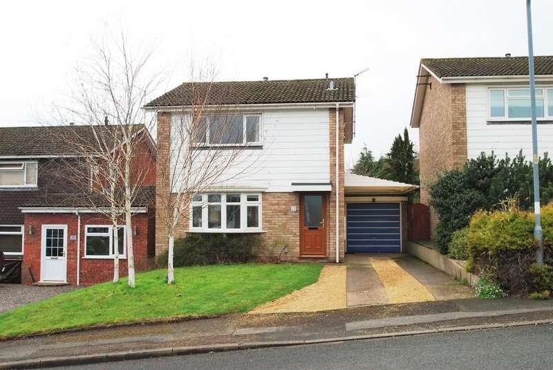 3 Bedrooms Detached House for sale in Fruitlands, Malvern
