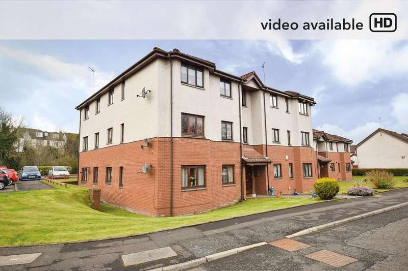 1 Bedroom Flat for sale in Kilpatrick Avenue, Paisley, Glasgow, Glasgow , PA2 9EA