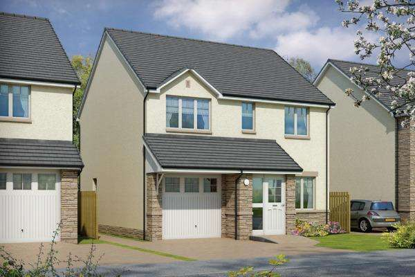 4 Bedrooms Detached House for sale in Plot 60 Ochil, Oaktree Gardens, Alloa Park, Alloa, Stirling, FK10 1QY