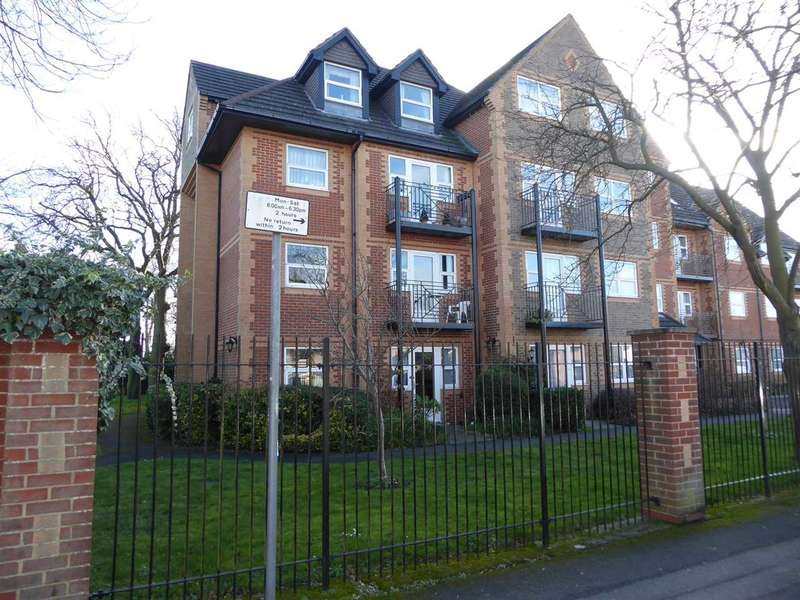 1 Bedroom Retirement Property for sale in Marlborough House, Northcourt Avenue, Reading