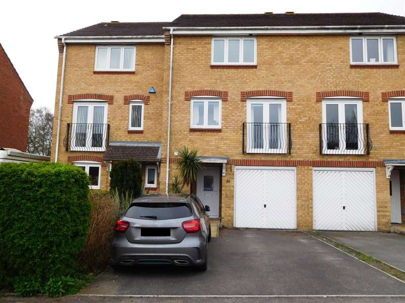 3 Bedrooms House for sale in David Way, Poole