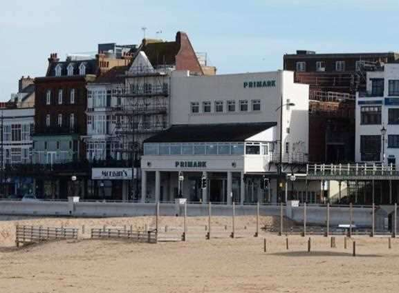 Commercial Property for sale in Marine Drive, Margate
