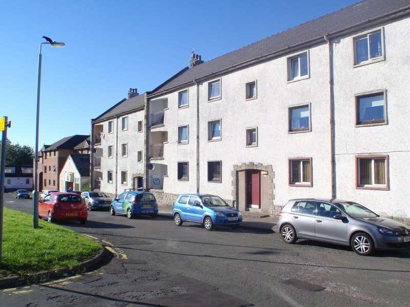 2 Bedrooms Apartment Flat for sale in Canal Street, Elderslie PA5