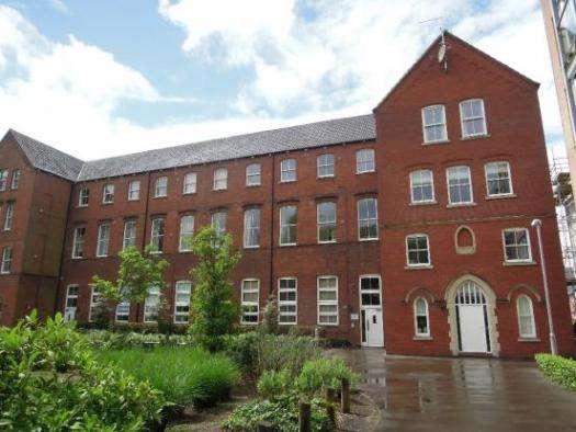1 Bedroom Property for sale in James Weld Close, Banister Park, SO15 2YA