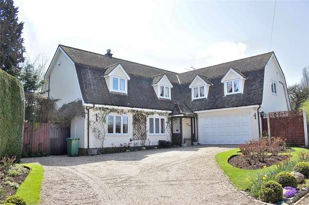 4 Bedrooms Detached House for sale in Little Easton, Dunmow, Essex