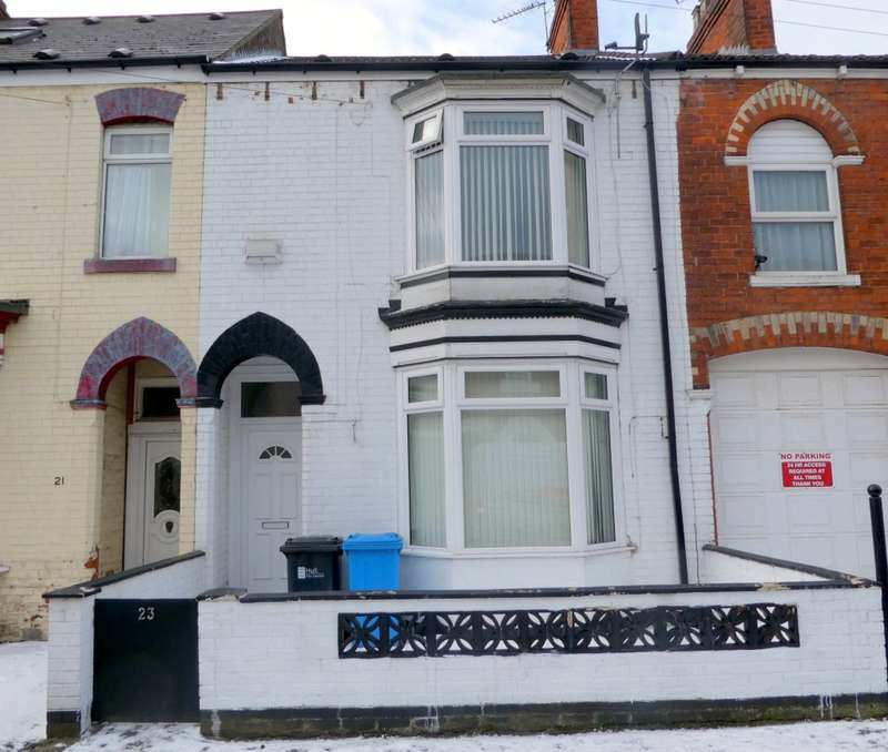 3 Bedrooms Terraced House for sale in Jalland Street, Hull, HU8