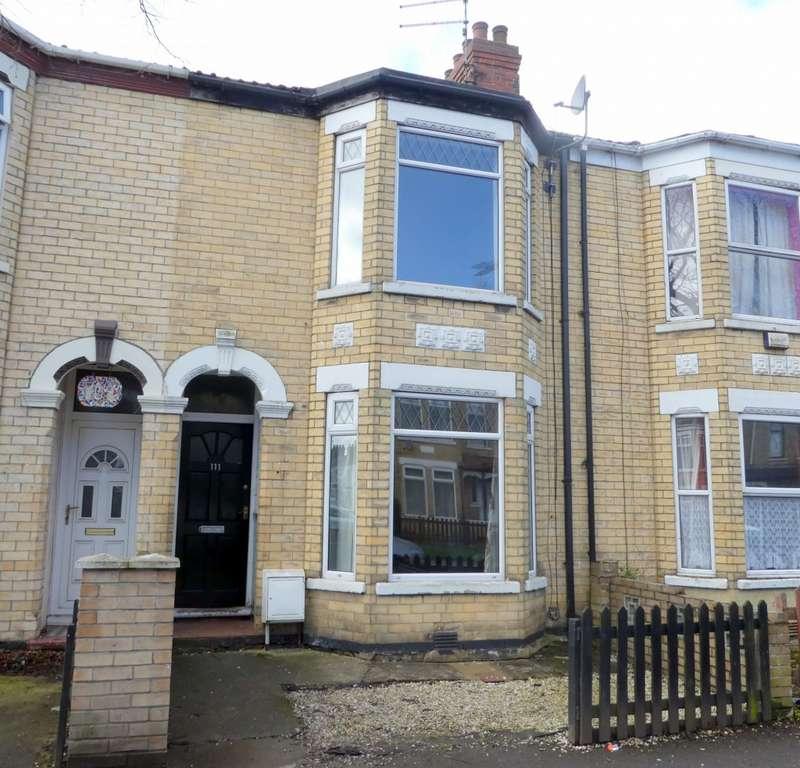 3 Bedrooms Terraced House for sale in Westcott Street, Hull, HU8