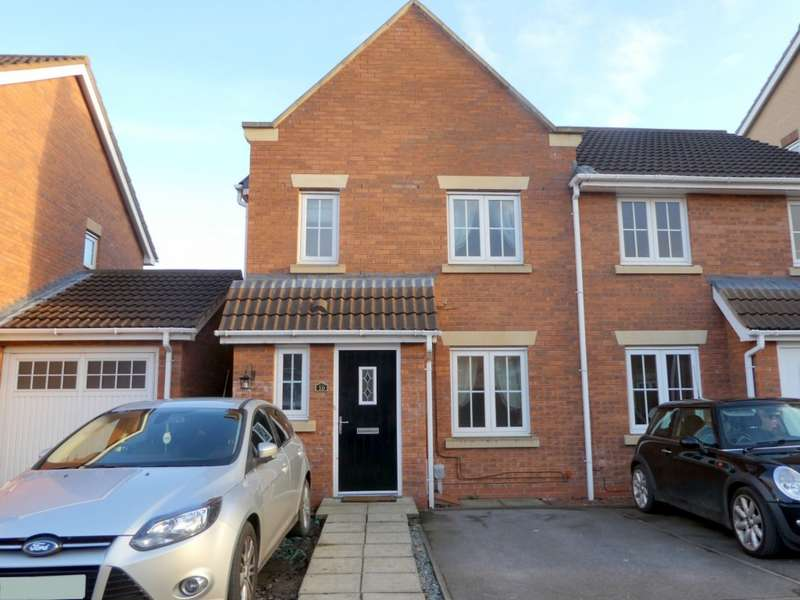 3 Bedrooms Terraced House for sale in Halecroft Park, Kingswood, Hull, HU7