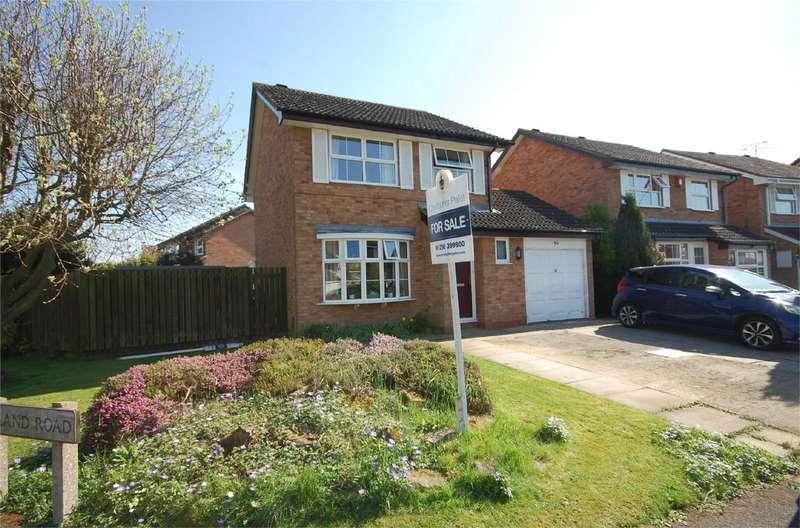 3 Bedrooms Detached House for sale in Kingsland Road, Aylesbury, Buckinghamshire