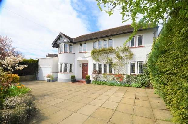 4 Bedrooms Detached House for sale in Mill Hill, NW7