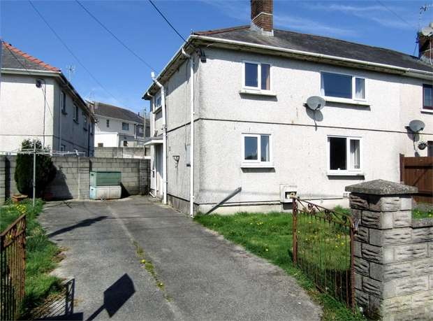 3 Bedrooms Semi Detached House for sale in Rhydyrafon, Llanelli, Carmarthenshire