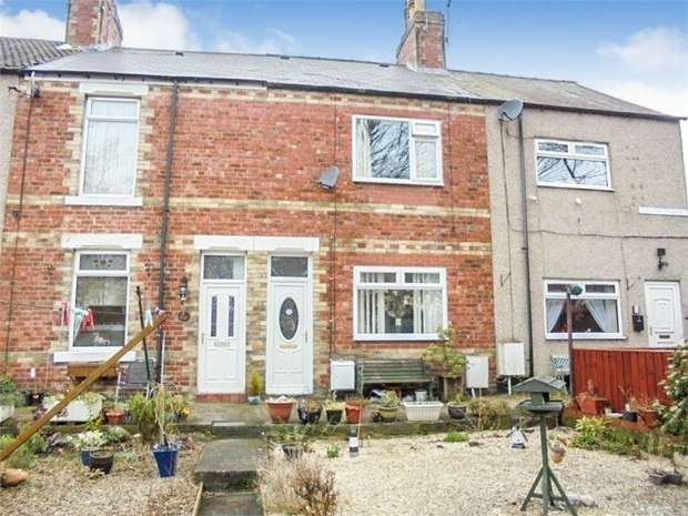 3 Bedrooms Terraced House for sale in Gordon Terrace, Bishop Auckland, Durham