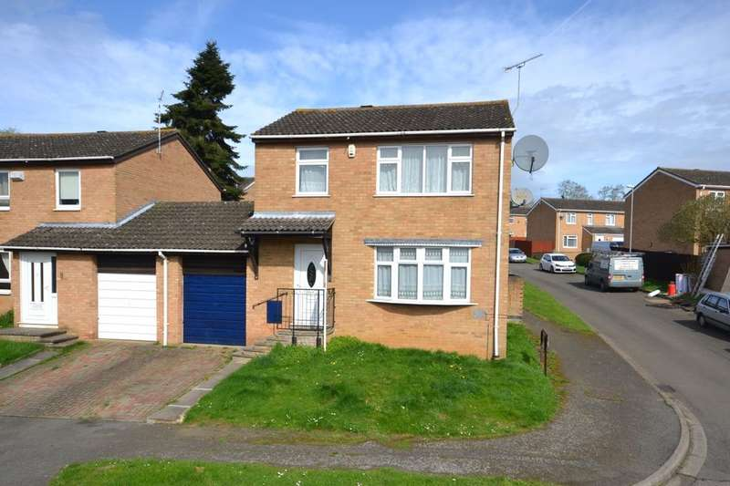 3 Bedrooms Detached House for sale in Ecton Park Road, Ecton Brook, Northampton, NN3
