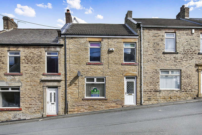 4 Bedrooms Property for sale in Park Road, Consett, DH8