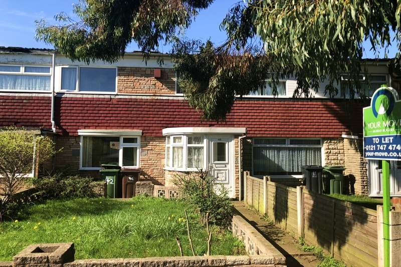 3 Bedrooms Property for rent in Waterson Croft, Chelmsley Wood, Birmingham, B37