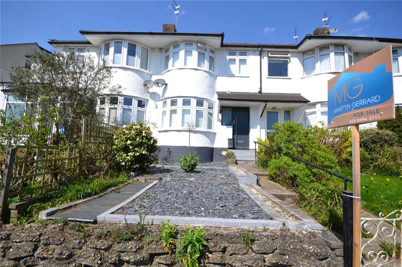 3 Bedrooms Terraced House for sale in Grange Avenue, East Barnet, Hertfordshire, EN4