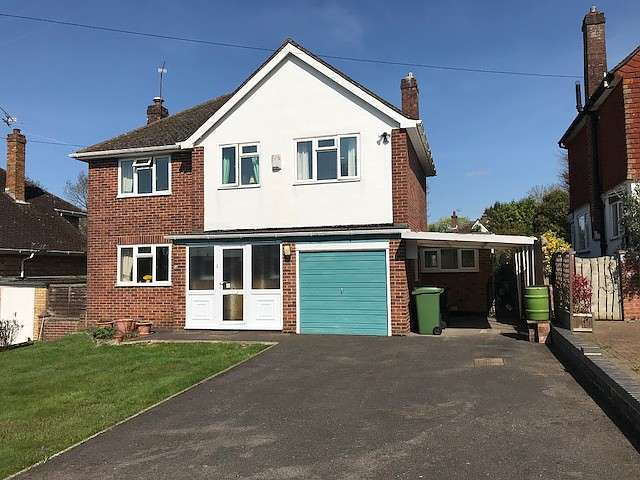 3 Bedrooms Detached House for sale in The Paddock, Chalfont St Peter, SL9