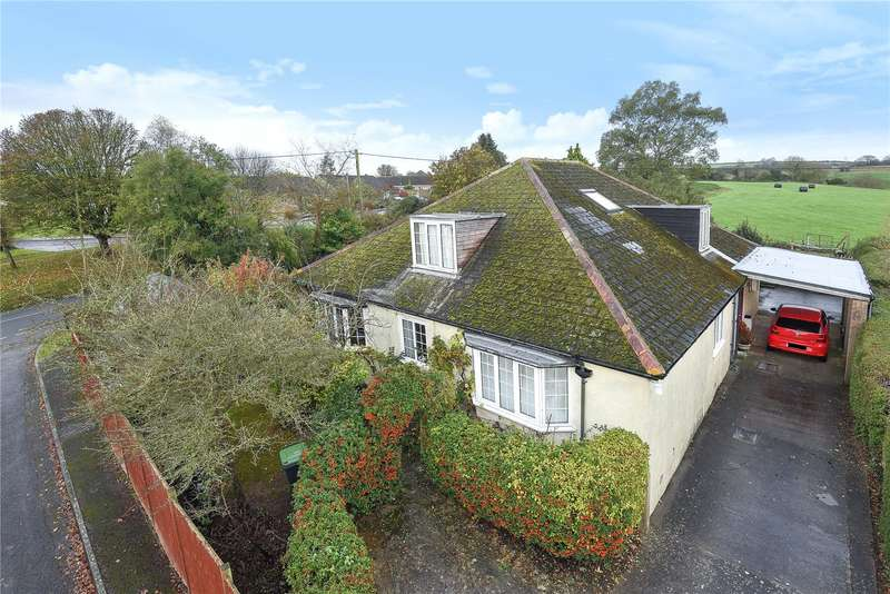4 Bedrooms Detached Bungalow for sale in Highmore Road, Sherborne, DT9