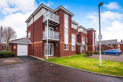 2 Bedrooms Flat for sale in Mill Court, Atherton Close, Ashton-On-Ribble, Preston