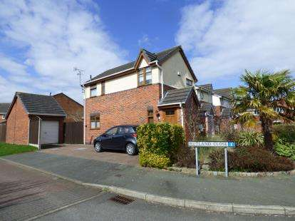 3 Bedrooms Semi Detached House for sale in Rutland Close, Sandbach, Cheshire