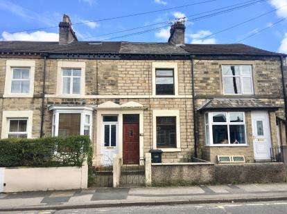 2 Bedrooms Terraced House for sale in Ullswater Road, Lancaster, Lancashire, LA1