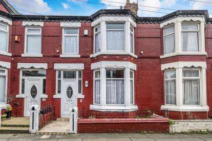 3 Bedrooms Terraced House for sale in Nelville Road, Liverpool, Merseyside, L9