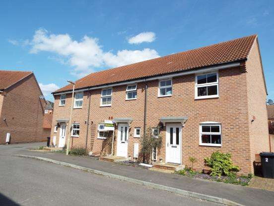 3 Bedrooms Terraced House for sale in Bramley, Tadley, Hampshire