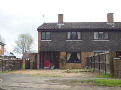 3 Bedrooms Semi Detached House for sale in Bowles Place, Woughton On The Green, Milton Keynes, Bucks