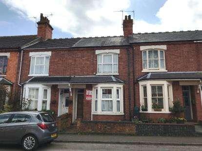 3 Bedrooms Terraced House for sale in Western Road, Wolverton, Milton Keynes